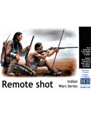 Indian Wars Series. Remote shot