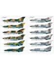 Decal MiG-29/MiG-21 LanceR