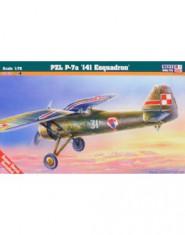 PZL P-7a 141 Esquadron (+decal FARR)