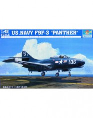 US Navy F9F-3 Panther