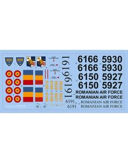 "Decal C-130B ""HERCULES"""