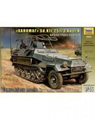 Sd. Kfz 251/3 Ausf. B Mittlerer Funkpanzerwagen