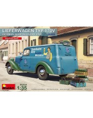 Lieferwagen Typ 170V German Beer Delivery Car