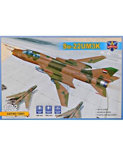Su-22UM3K advanced two-seat trainer (Export vers.)