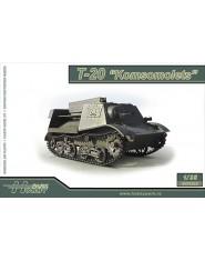 T-20 ,,Komsomolets,,