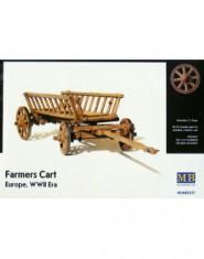 Farmers Cart, Europe, WWII Era