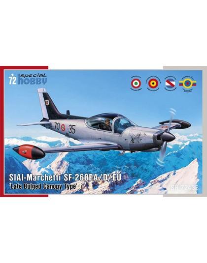 SIAI-Marchetti SF-260EA/D/EU