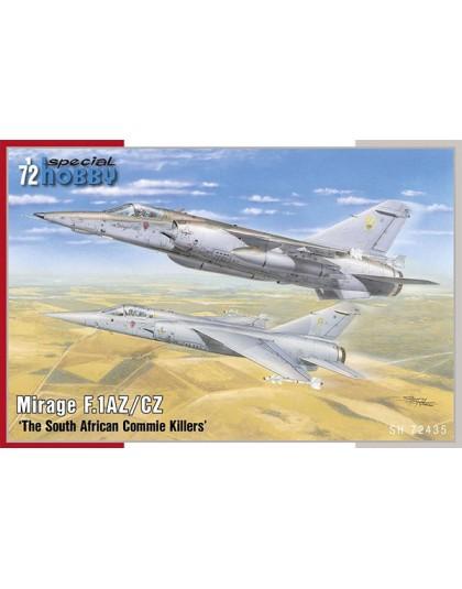 Mirage F.1AZ/CZ