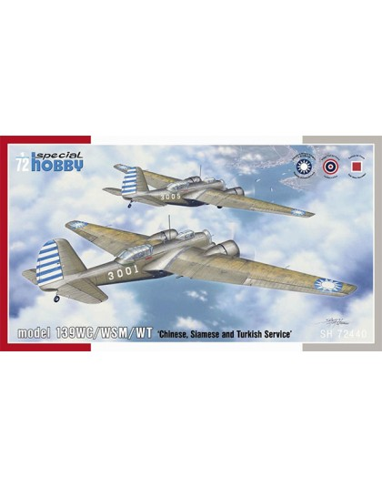 model 139WC/WSM/WT