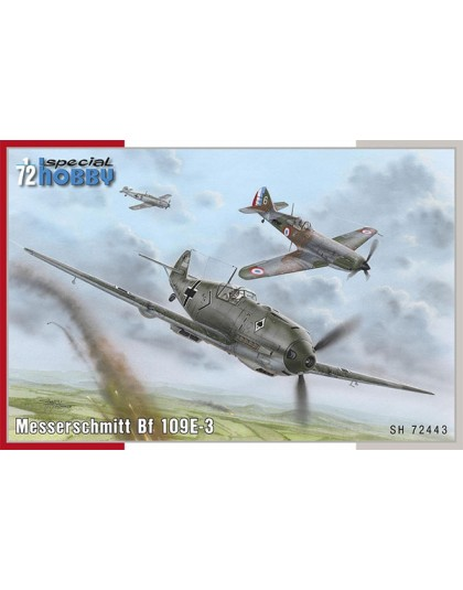 Bf 109E-3