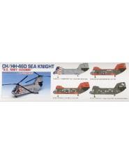 CH / HH-46 D Sea Knight ,,US Navy,,