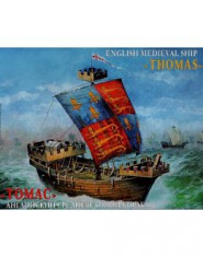 ENGLISH MEDIEVAL SHIP ,,THOMAS,,