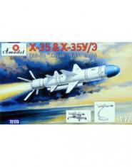 Kh-35&Kh-35U/E (AS-20 ,,Kayak,, NATO code)