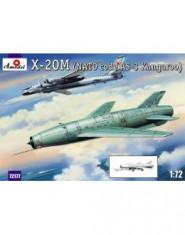 X-20M (AS-3 ,,Kangaroo,, NATO code) Soviet guided missile