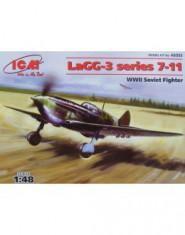 LaGG-3 SERIE 7-11 WWII Soviet Fighter