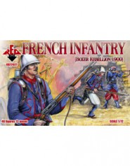 French Infantry 1900