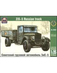 ZiS-5 WWII Soviet truck