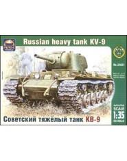KV-9 WWII Russian heavy tank