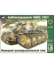 Sd.Kfz. 140/1 Aufklarungspanzer light tank