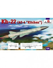 Kh-22 (AS-4 ,,Kitchen,,) long-range anti-ship missile