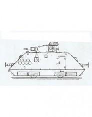 Geschutzwagen 7,5cm KwK L/24