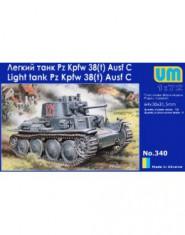 Pz.Kpfw. 38(t) Ausf. C
