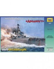Battleship ,,Dreadnouqht,,