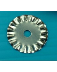 Spare Wave Blade for Rotary Cutter - 28mm