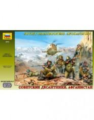 Soviet Paratroops Afghanistan 1980-1988