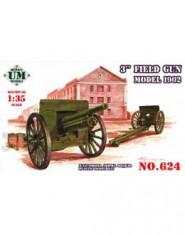 3 inch field gun, model 1902
