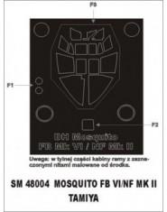 Mosquito FBVI/NF MkII / Tamiya