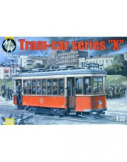 Tram-car series ,,X,, (Kharkov)