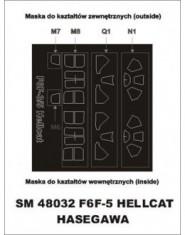 F6F-5 Hellcat / Hasegawa