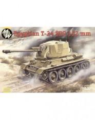 T-34/D-30 Egyptean 122mm SPG