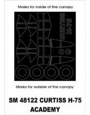Curtiss H-75 / Academy