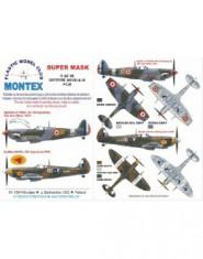 Spitfire MK VIII & IX / HASEGAWA