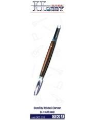 Cutter & spaclu pentru chituit (lungime 130mm)