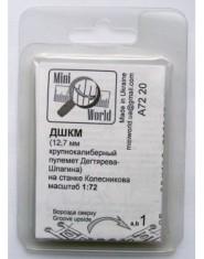 DShKm 12.7 mm