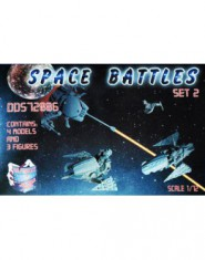 Space battles, set 2 (Fantasy)