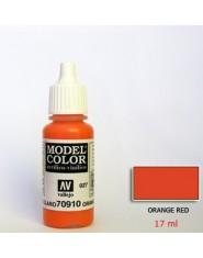 ORANGE RED acrilic (17 ml)