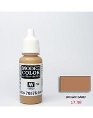 BROWN SAND acrilic (17 ml)