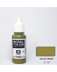 YELLOW GREEN acrilic (17 ml)
