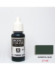GUNMETAL BLUE acrilic (17 ml)