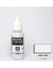 WHITE GREY acrilic (17 ml)