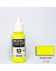 YELLOW FLUO acrilic (17 ml)