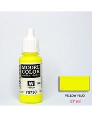 YELLOW FLUO acrilic (17 ml)