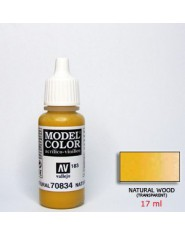 NATURAL WOOD acrilic (17 ml)