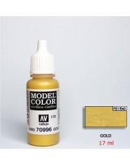 GOLD acrilic (17 ml)