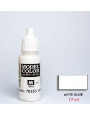 WHITE GLAZE acrilic (17 ml)