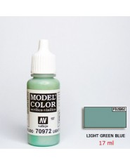 LIGHT GREEN BLUE acrilic (17 ml)